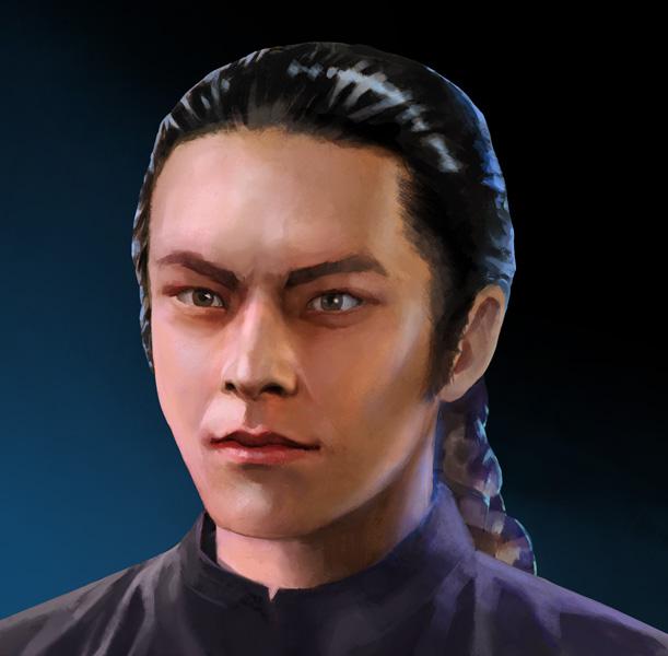 Portrait Game Art